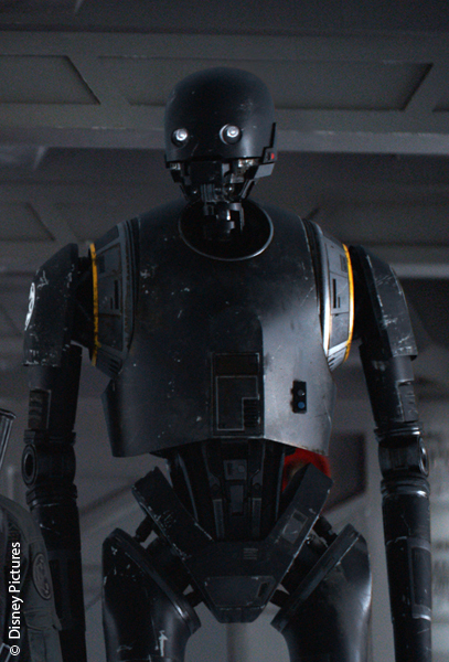 New Droid K-2SO from Rogue One: A Star Wars Story