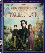 Miss Peregrine's Home for Peculiar Children on blu-ray