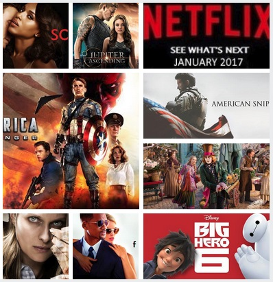 What's new on Netflix January 2017