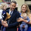 Ryan Reynolds, Blake Lively make first public appearance with daughters
