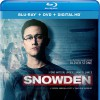 Snowden Blu-ray out today