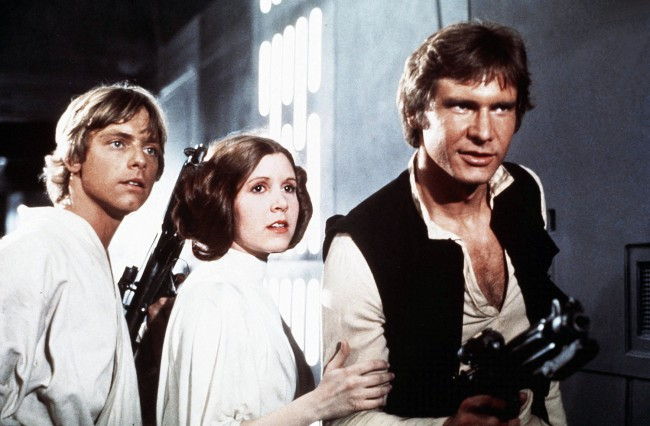 Carrie Fisher was 19 years old when she filmed the role of Princess Leia in the very first Star Wars film, which eventually became known as Star Wars: A New Hope. Released in 1977, it made instant celebrities of the three lead actors – Carrie, Mark Hamill as Luke Skywalker and Harrison Ford as Han […]