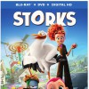 Storks a wacky adventure about babies and birds - Blu-ray review
