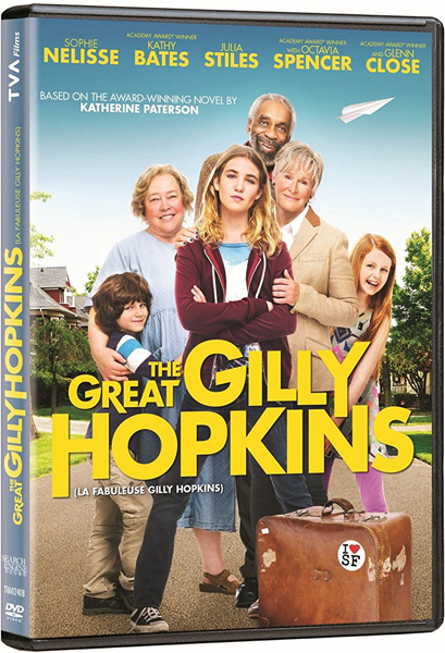 The Great Gilly Hopkins on DVD