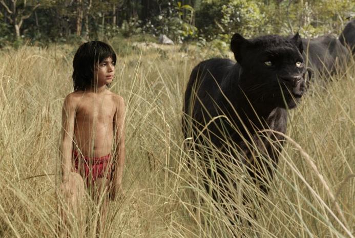 The Jungle Book movie still