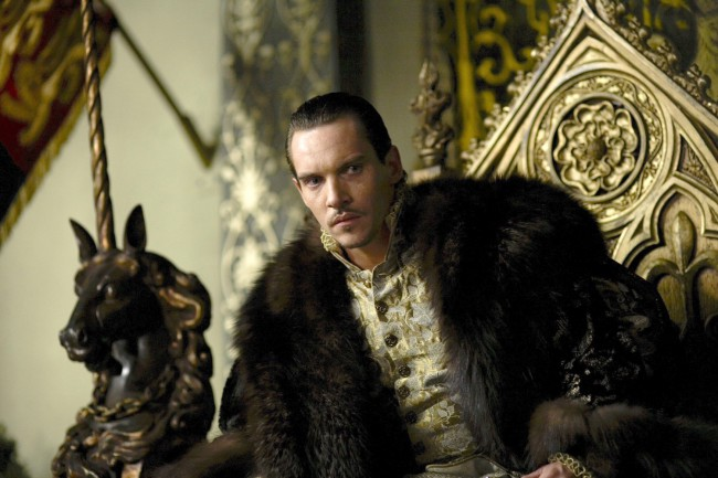 Showtime's sexy, historical drama The Tudors ran between 2007 and 2010. At the helm of the action was Irish actor Jonathan Rhys Meyers, who filled the role of intense King Henry VIII with fiery passion and fierce skill. He received two Golden Globe nominations for his exquisite performance as the erotic ruler with a revolving […]