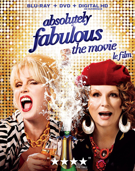 Absolutely Fabulous DVD and Blu-ray