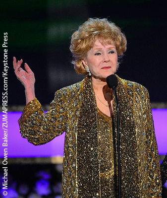 Debbie Reynolds December 2015