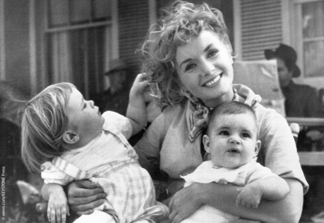 On February 24, 1958, Debbie had a second child, Todd Fisher. Carrie and Todd were close throughout the years. He was named for Michael Todd, Eddie's best friend. Michael, who was married to Elizabeth Taylor, died in a plane crash March 22, 1958 and Eddie soon began an affair with Elizabeth, marrying her in 1959.