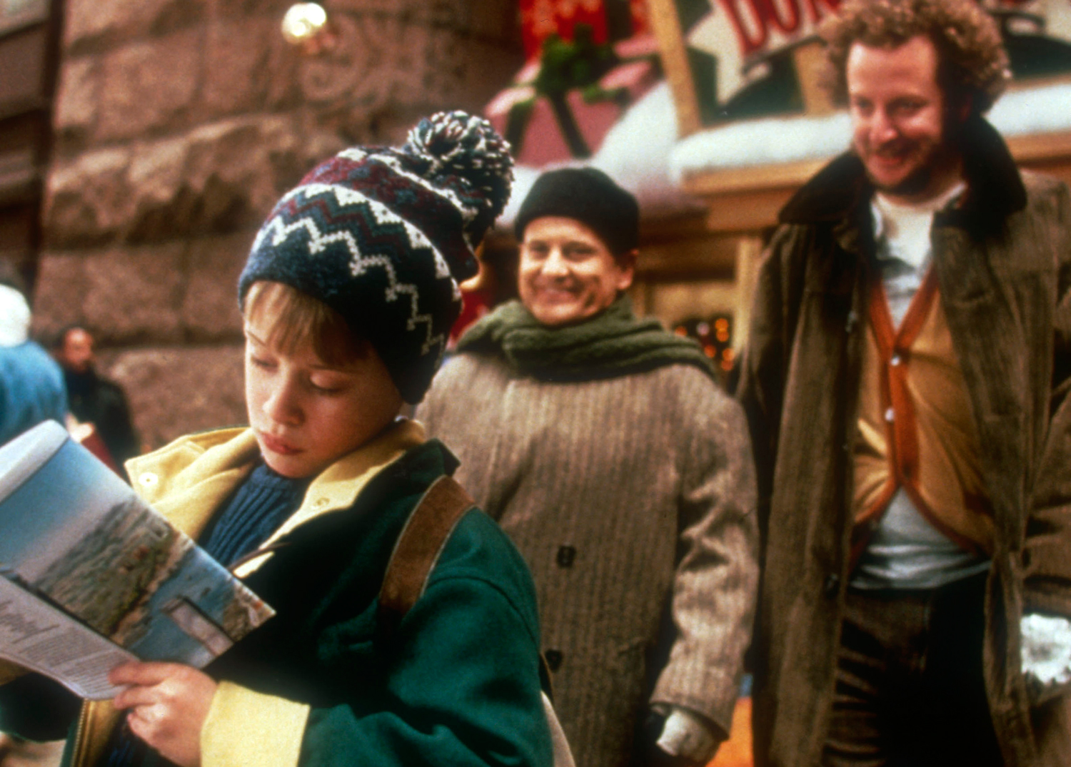 home alone full movie dailymotion