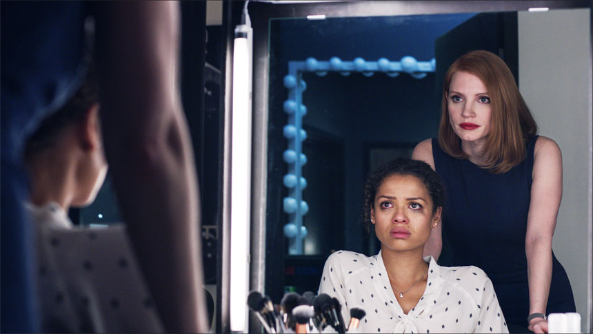 Jessica Chastain and Gugu Mbatha-Raw