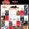 Netflix unveils Holiday Streaming Calendar