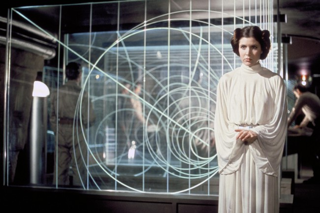 """In a recent interview on the British Today Show, Carrie Fisher quipped: """"I wanted to play Han Solo because it was the best part."""" However, she went on to say she enjoyed being part of the Star Wars movies, saying, """"I was 19. It was really fun to do (but) I didn't ever really want […]"""