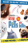 The Secret Life of Pets showcases animal antics - Blu-ray review and giveaway