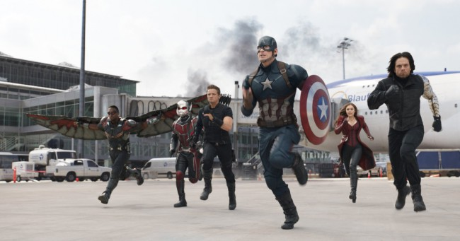 It's only fitting that a superhero film raked in a yearly total of superhero proportions. With $408,084,349 million, Captain America: Civil War grabbed the bronze.
