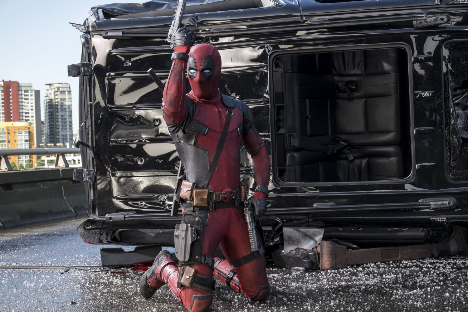 Ryan Reynolds pushes for Deadpool Oscar recognition