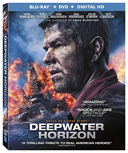 Deepwater Horizon out on Blu-ray and DVD today