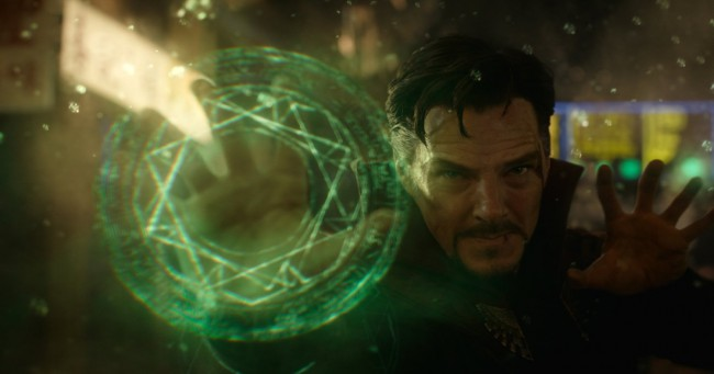 Starring Benedict Cumberbatch, Doctor Strange continued Marvel's blockbuster hot streak by earning $230,516,184 million in 2016.