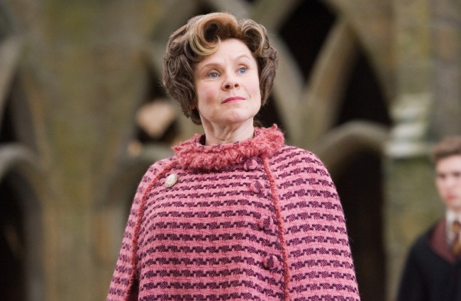 Played by: Imelda Staunton We're pacifists, so we would never, ever wish the cruciatus curse on anybody. OK, maybe, possibly, except for Dolores Umbridge. Think of your least-favorite teacher, and times that unadulterated hatred by about 132. As the new Defense Against the Dark Arts professor under the Ministry's strict regime, Dolores proceeds to make […]