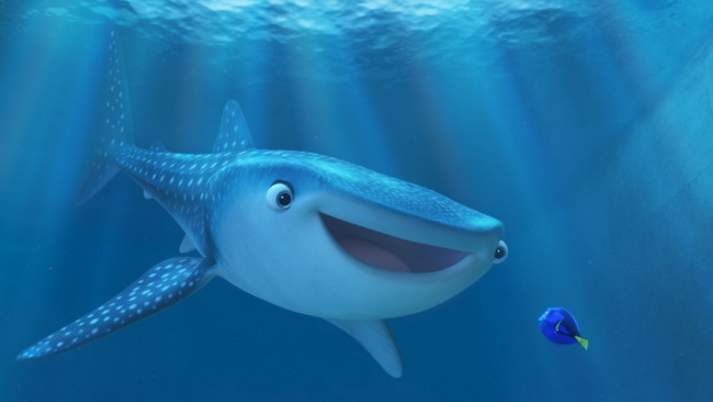 With a towering $486,295,561 million in earnings, Finding Dory (yes, the sequel to Finding Nemo) easily swam away with the title of top-performing film of 2016. Dory really did just keep swimming.