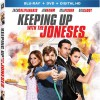 Keeping up with the Joneses Blu-ray/DVD review