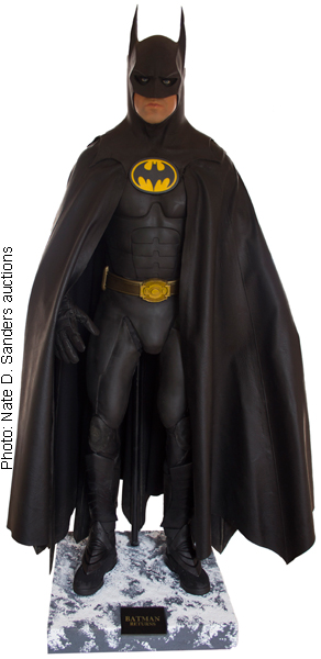 Michael Keaton Batman Returns Costume