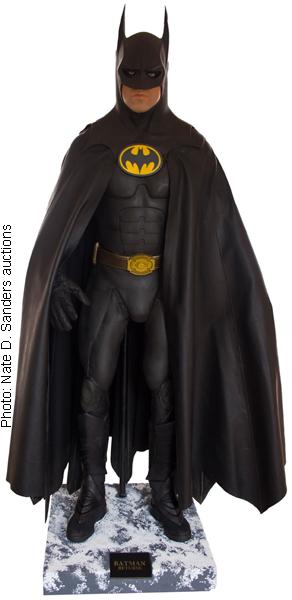 Michael Keaton Batman Returns Costume