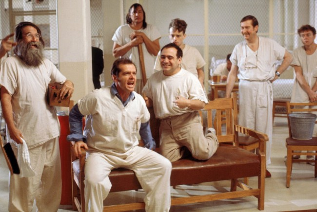"One Flew Over the Cuckoo's Nest pits a criminal (Jack Nicholson), who ends up in a psychiatric hospital, against a tyrannical head nurse (Louise Fletcher). It bravely shows the brutal treatment of those deemed ""mentally ill"" by people in positions of power, but it also humanizes the patients in a way cinema should have years […]"