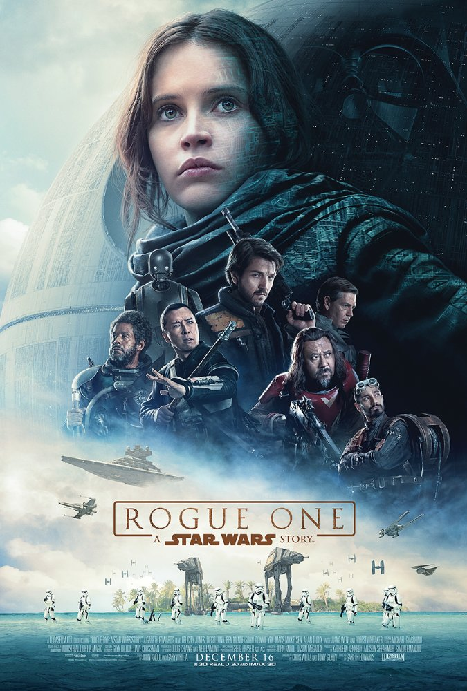 Rogue One: A Star Wars Story wins at the box office again