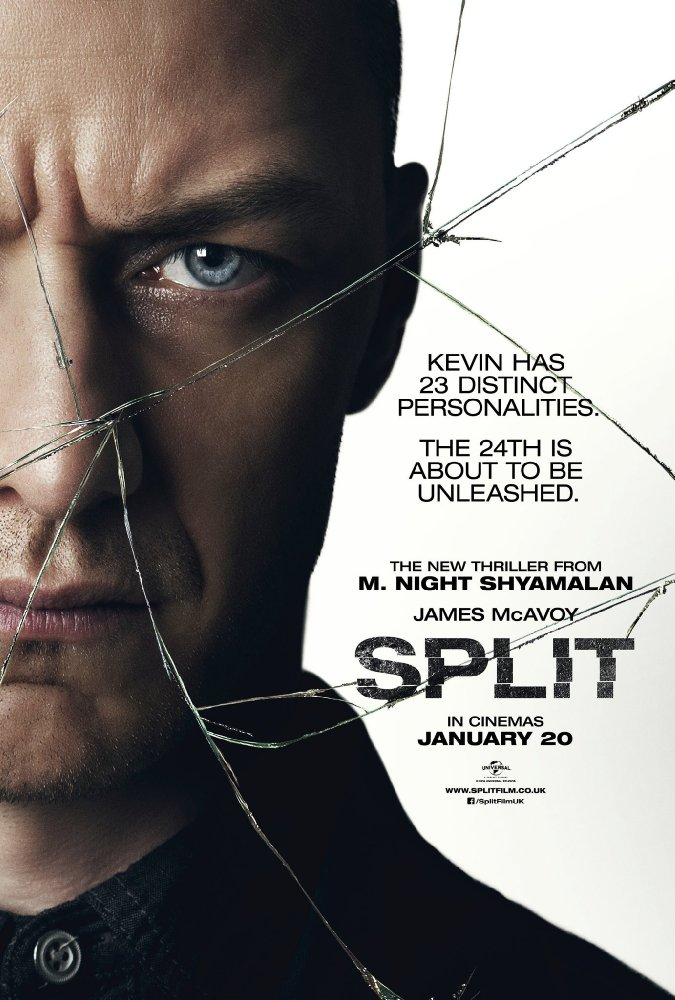 Split snatches weekend box office win