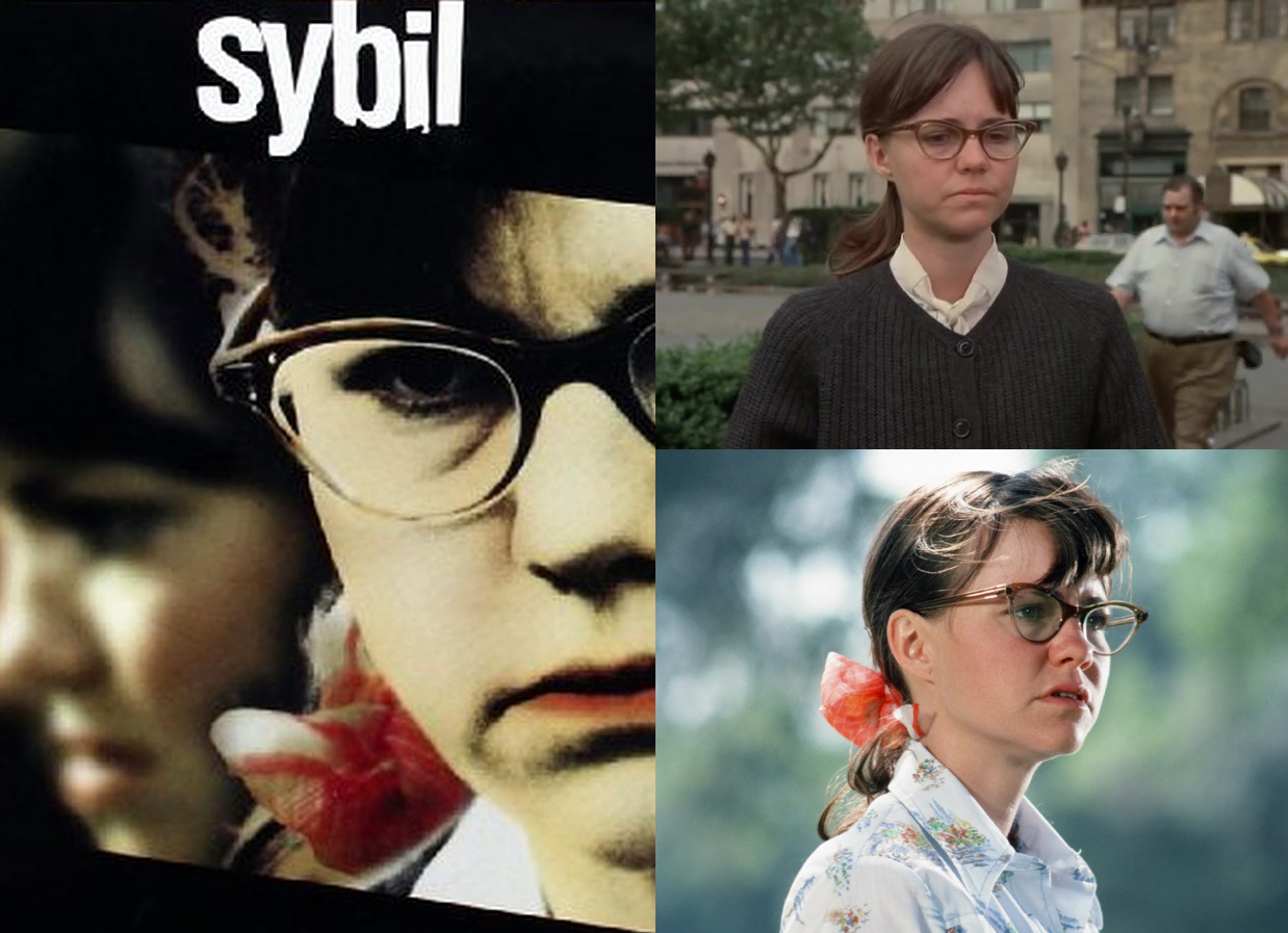 sybil movie and book difference Sybil is a 1973 book by flora rheta schreiber about the treatment of sybil dorsett sybil (2007 film), a cbs tv-movie starring tammy blanchard see also.