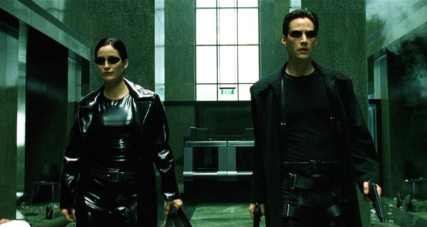 an analysis of the matrix of employment and the movie matrix Neo is a fictional character and the main protagonist in the matrix franchise he  was portrayed as a cybercriminal and computer programmer by keanu reeves in  the matrix trilogy, as well as having a cameo in the animatrix short film.