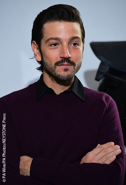 Diego Luna gets 'emotional' over fan's letter
