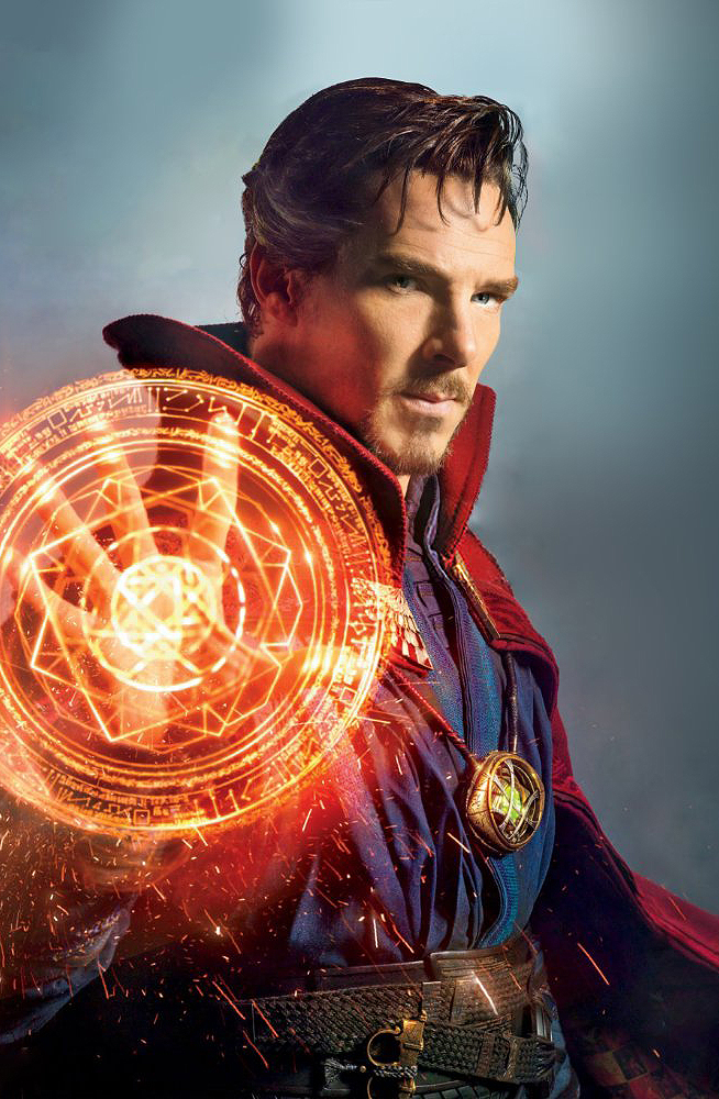 Doctor Strange set to appear in Thor: Ragnarok