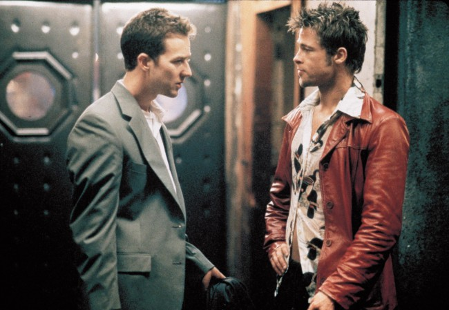materialism in fight club Fight club: materialism, masculinity and maturity a commentary by theo alexander for unsung films.