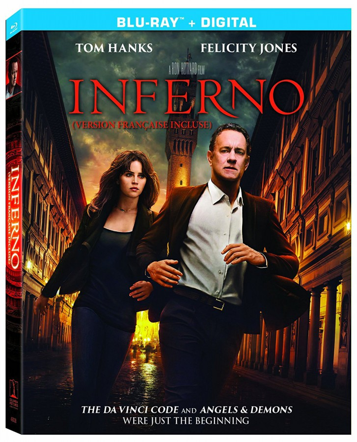 Inferno (2016) directed by Ron Howard