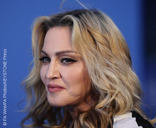 Madonna banned by radio station after controversial speech