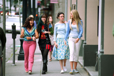 The Sisterhood of the Traveling Pants stars