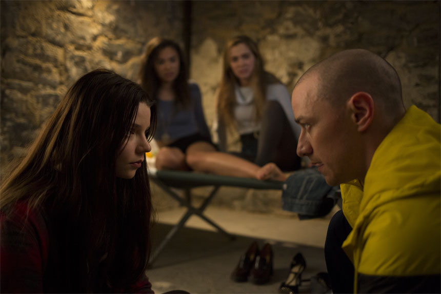 M. Night Shyamalan's Split is riveting