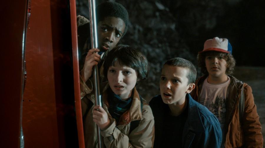 Netflix's supernatural hit Stranger Things