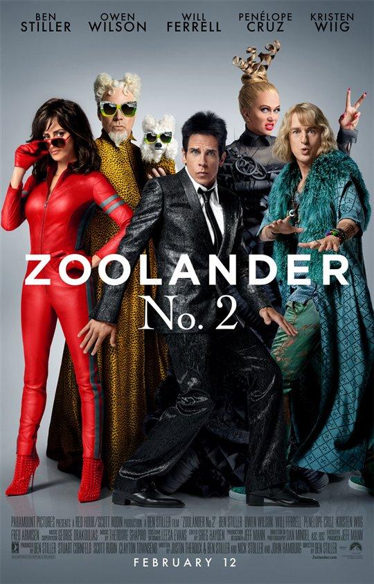 Zoolander 2 nominated for nine Razzies