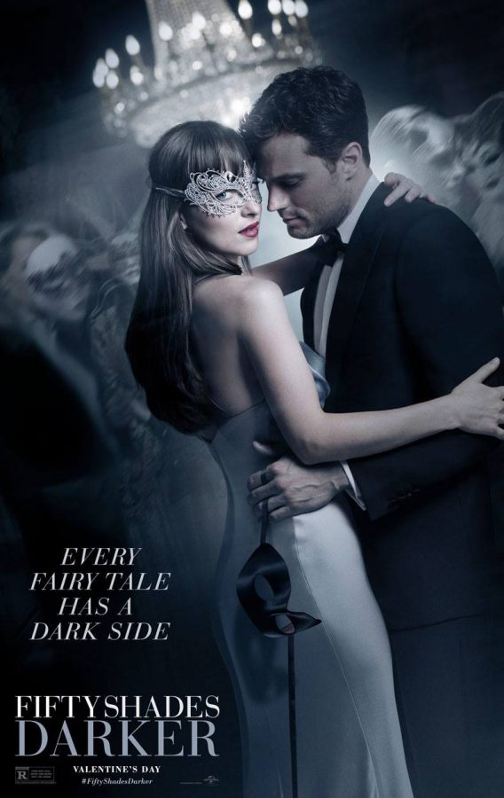 Fifty Shades Darker new in theaters