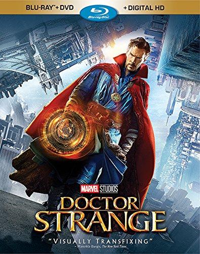 Doctor Strange blu-ray/DVD