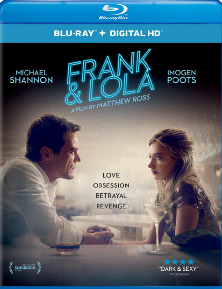 Frank & Lola Blu-ray review