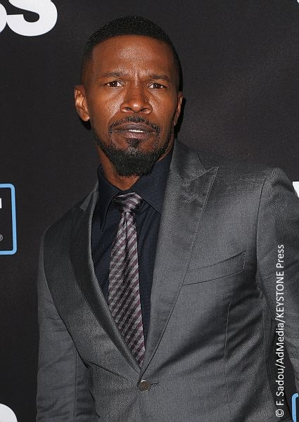 Jamie Foxx target of racial slur in Croatia