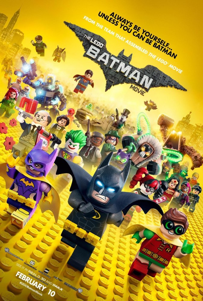 The LEGO Batman Movie wins at box office
