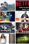 What's new on Netflix — March 2017