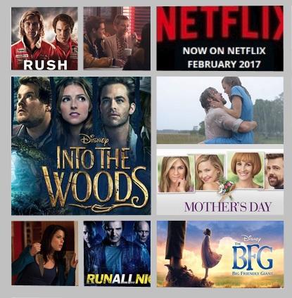 Netflix February 2017