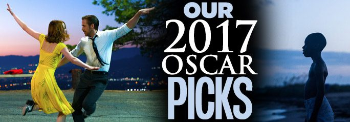 With the Oscars taking place this Sunday, February 26th, we've compiled the list of nominees in some of the coveted categories and compared our picks with the films/performances that Oscar bookies are predicting to win. Check out where we differ. ~Alexa Caruso and Matthew Pariselli