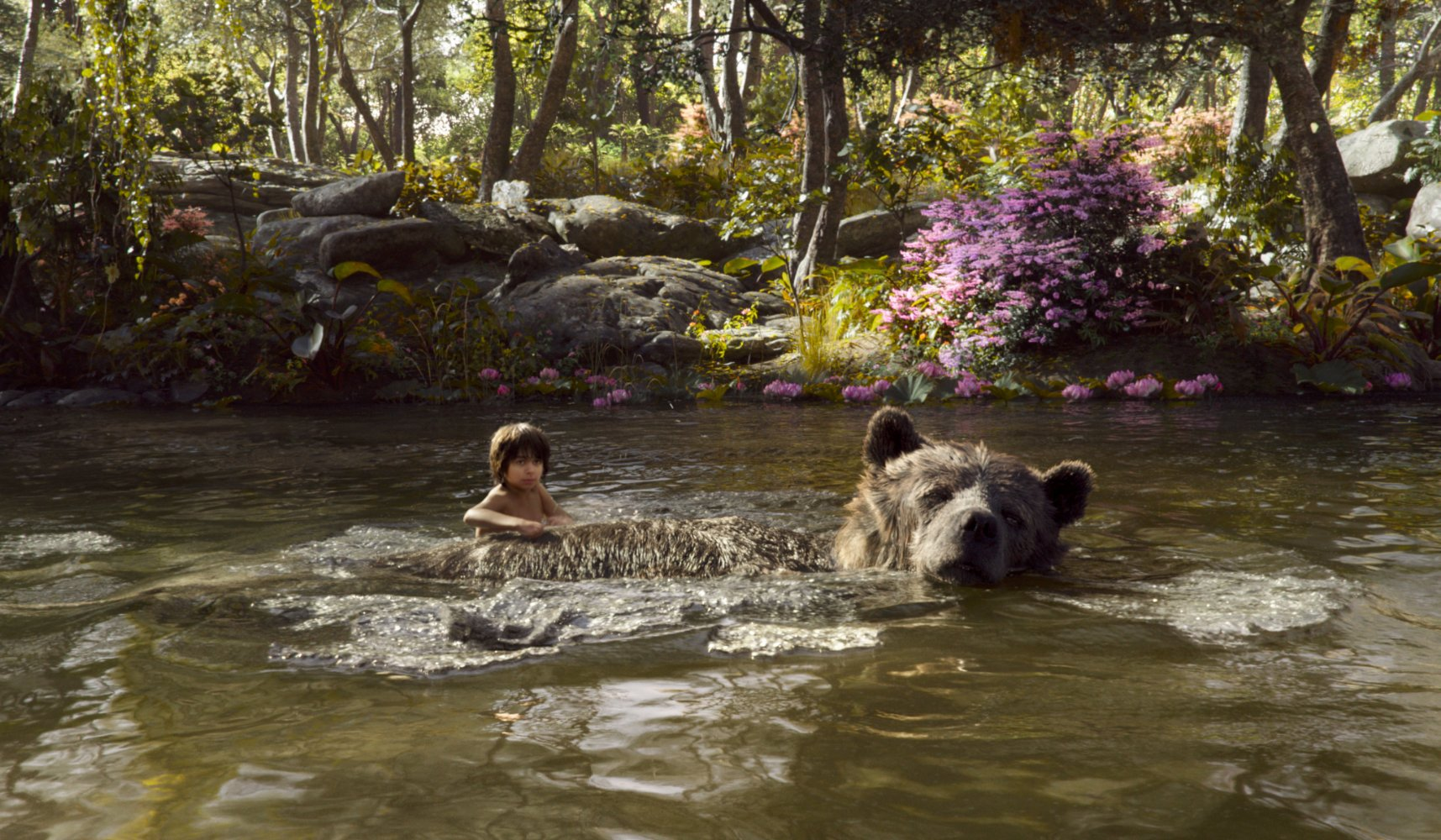 The Jungle Book dominates Visual Effects Awards